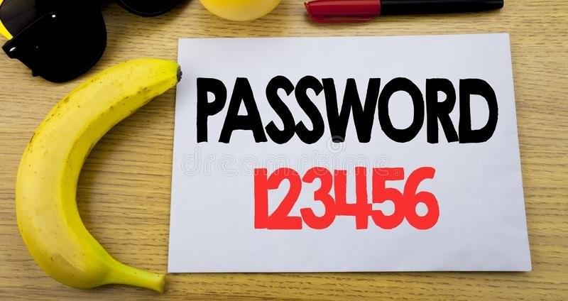 50個簡直是乞求被黑客攻擊的最危險密碼