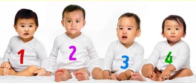 心理測驗:猜猜哪個寶寶是女孩
